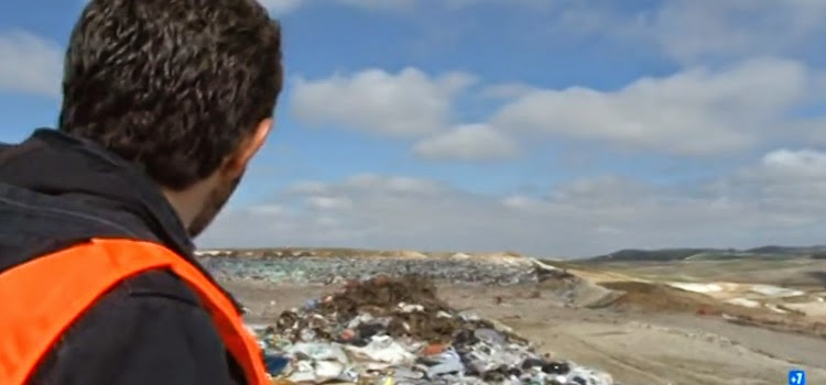 gestion residuos españa basura reciclar