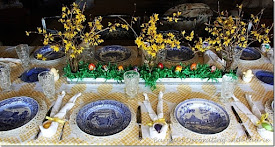 Eleven Easter Tablescape Ideas