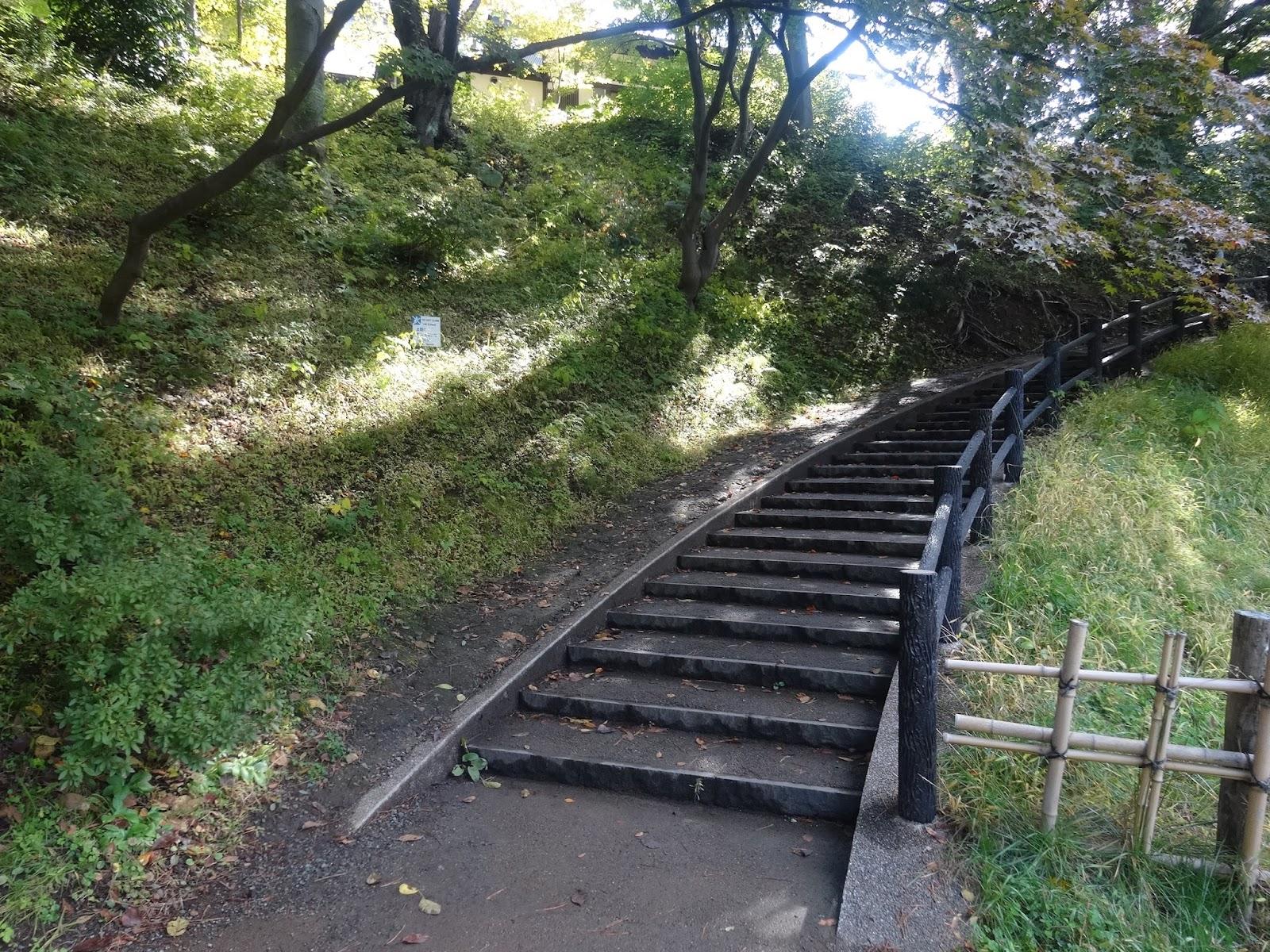 階段,弘前公園〈著作権フリー画像〉Free Stock Photos
