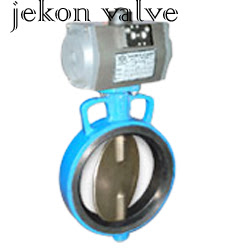 Actuator Butterfly valve india