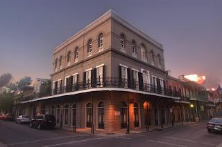 Kota Berhantu New Orleans, Lousiana
