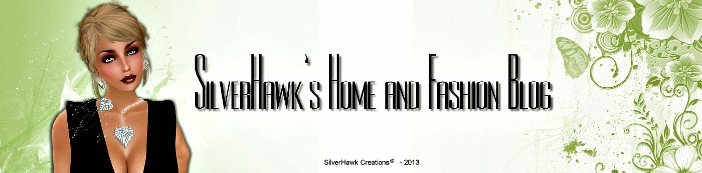 SilverHawk's Home & Fashion Blog