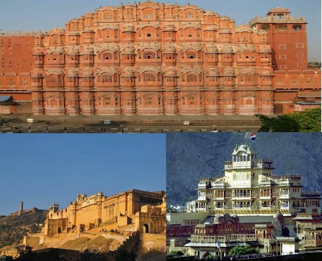 Golden Triangle Tour,Jaipur