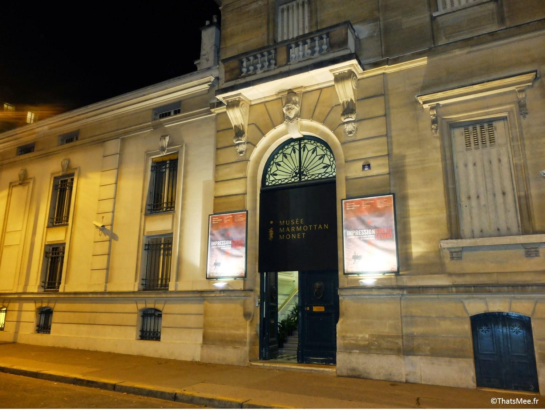 Musée impressionnisme Monet Marmottan Impressions Soleil Levant