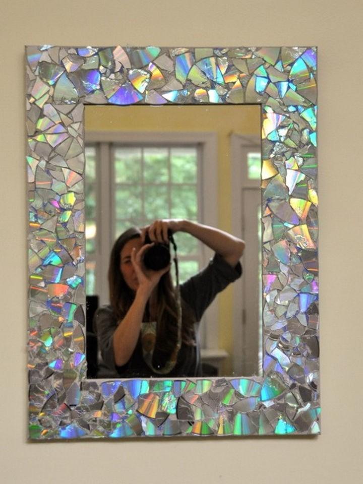 Рамки для зеркал как делать своими руками