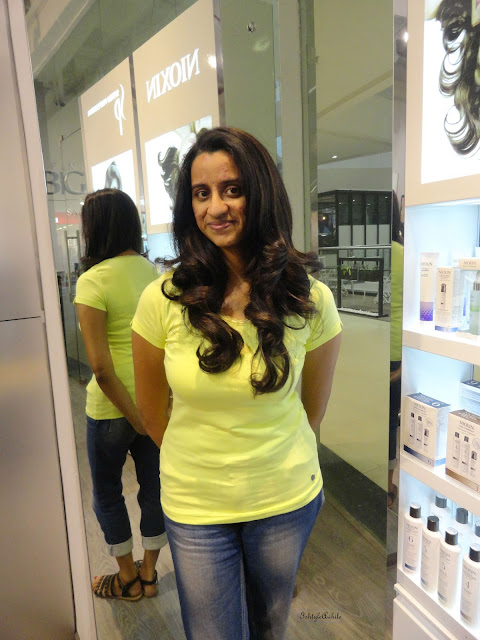 Hair Makeover at Jean-Claude Biguine, Whitefield image