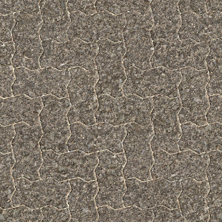 Seamless brick pavement patio texture 1024px