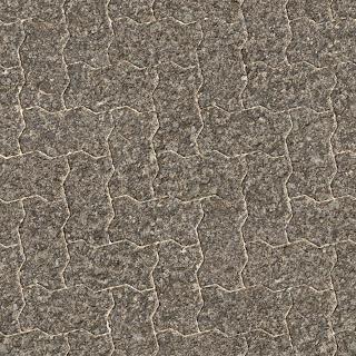 Seamless brick pavement patio texture 1024px