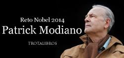 Reto Nobel 2014: Patrick Modiano