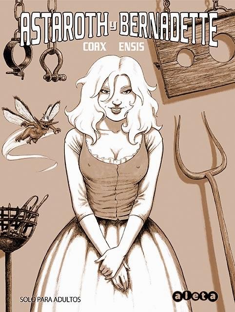 Astaroth y Bernadette Aleta Ediciones