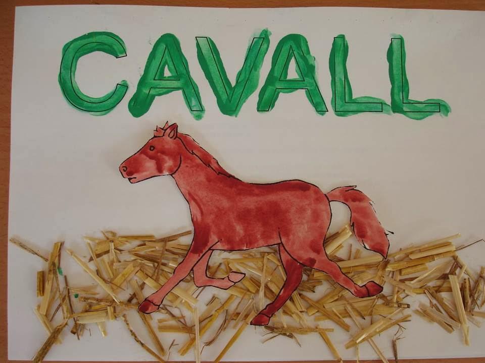 àlbum projecte el cavall