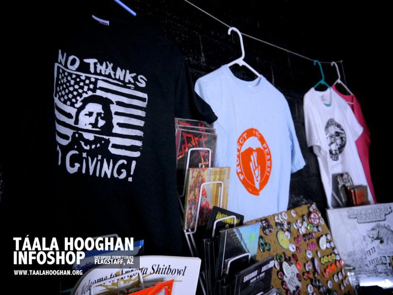 Taala Hooghan Infoshop