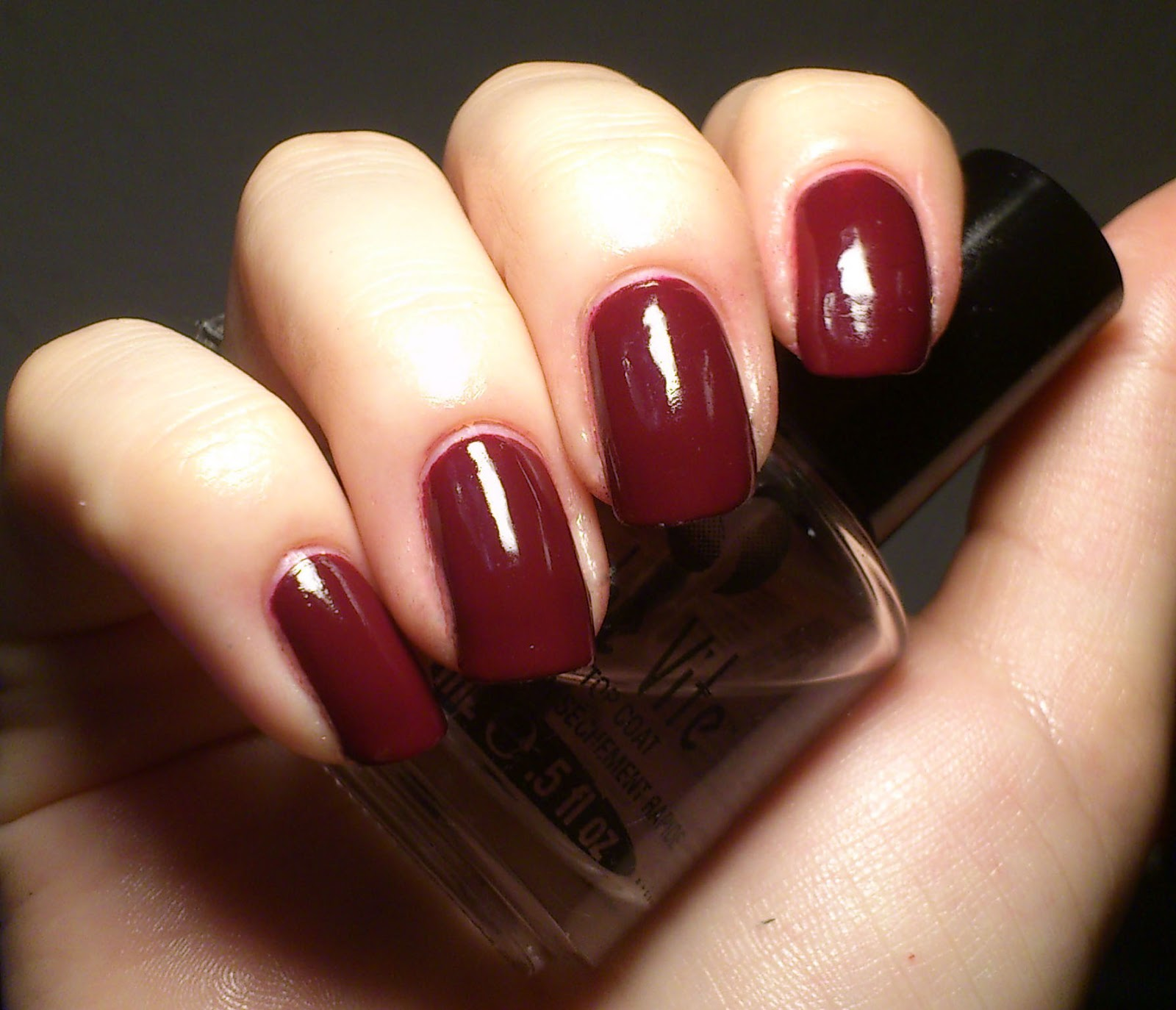 Perfect Fall Nails - Can\'t Get Enough by P2 - Girls Of T.O.