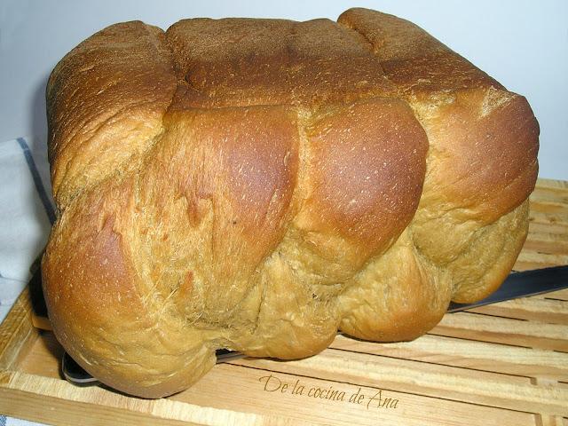 """Anadama Bread"""""""