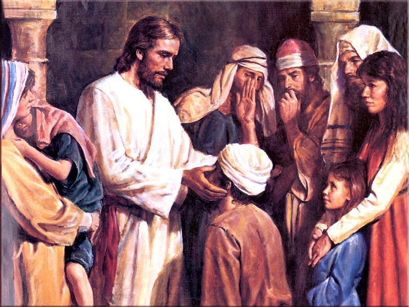 Tom O.F.S.: Mark 7:31-37