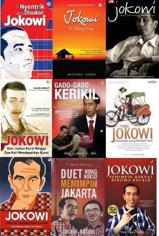 Daftar Buku Tentang Joko Widodo (Jokowi)