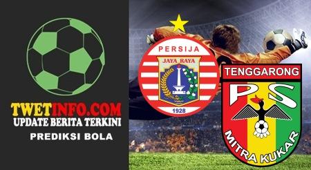 Prediksi Score Persija vs Mitra Kukar 07-09-2015