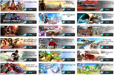 72 Game Android Terbaik Buatan Gameloft