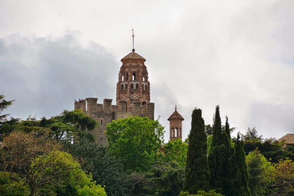 Montjuic Barcelona castle