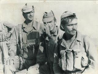 Спецназ в ходе войны в афганистане