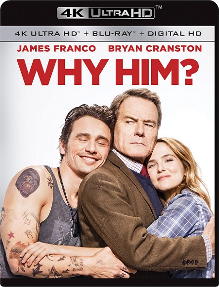 Why Him? 4K (¿Por qué él? 4K) (2016) 2160p 4K UltraHD HDR BluRay REMUX 32GB mkv Dual Audio DTS-HD 7.1 ch