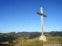 Sauvagnat sainte-Marthe, Puy de Dôme. Le puy Neyrand