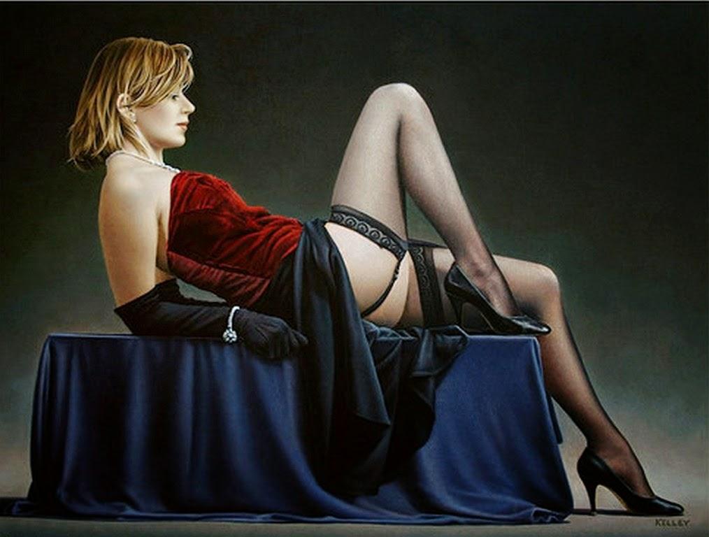 pinturas-al-oleo-figuras-mujeres