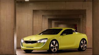 Kia Kee Concept Car