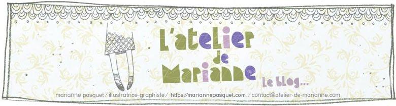 marianne pasquet / illustratrice graphiste