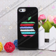 . Cute Apple Style design hard case for Iphone 5G|ILongSight Limited