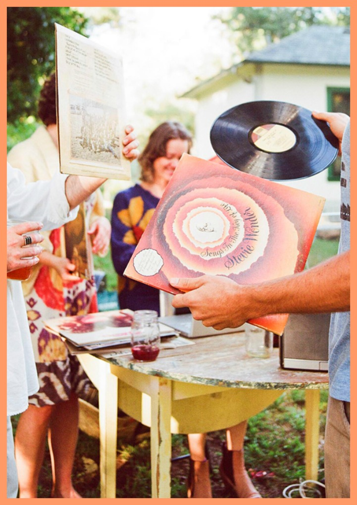 Summer backyard party music