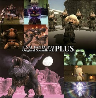 Final Fantasy XI Original Soundtrack PLUS