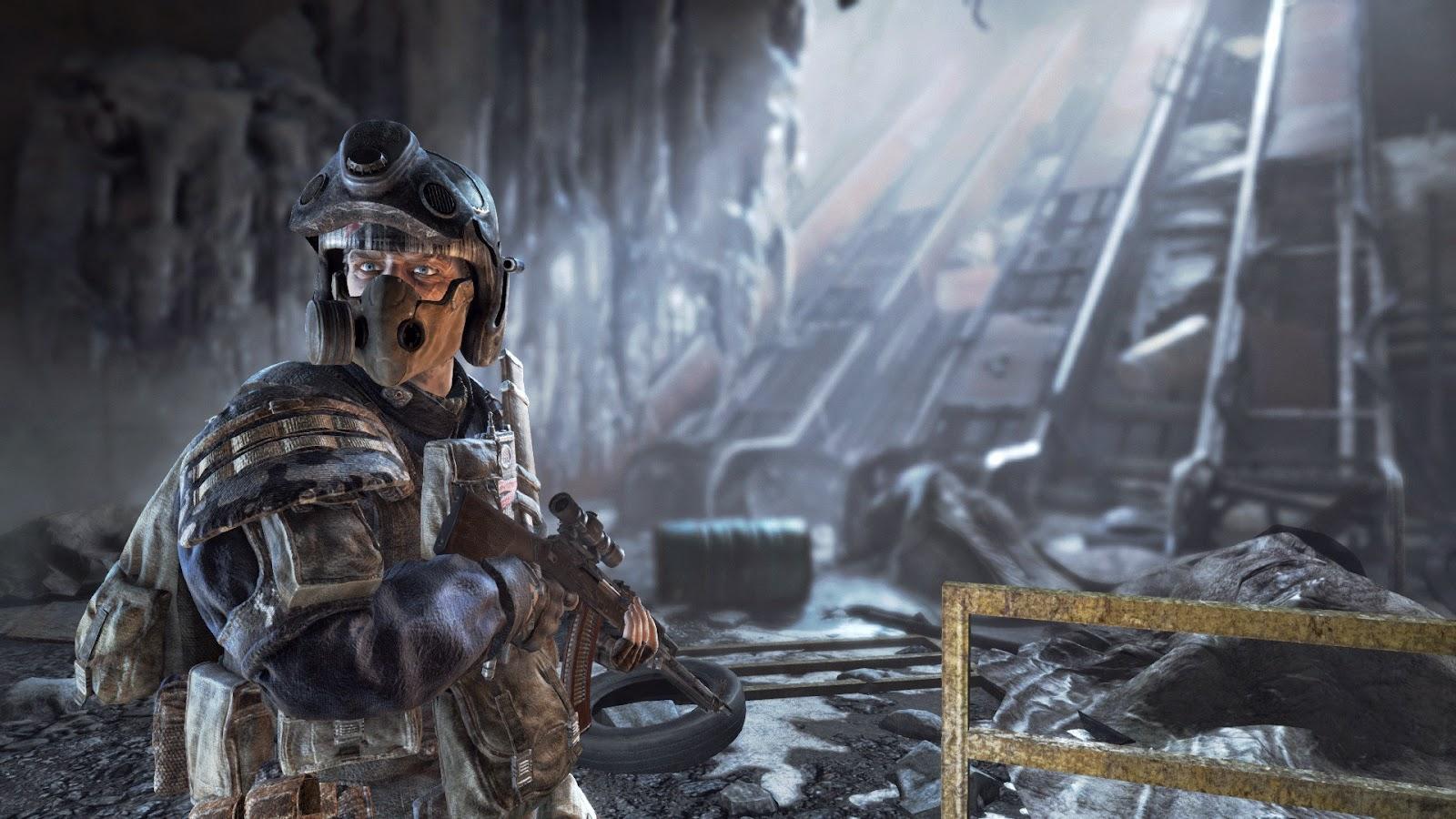 Metro Redux Video Game Review