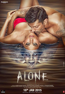 Bipasha Basu launches Horror Movie Poster for movie Alone with Karan Singh Grover
