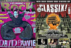 mi trovi anche su: CLASSIX!/CLASSIC ROCK