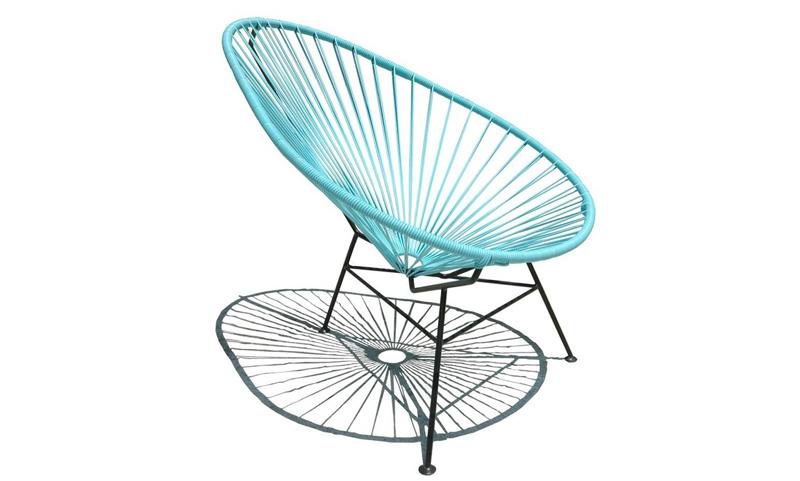 10 sillas para decorar tu verano maria victrix - Silla acapulco ikea ...