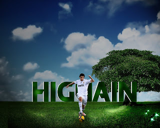 Gonzalo Higuain Wallpaper 2011 1