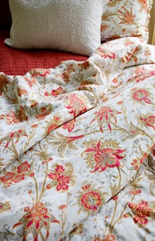 Cream Double Bedding Sets