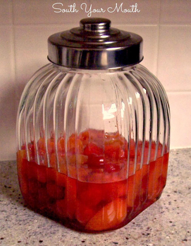 Fermented Fruit Starter Friendship Cake Recipe