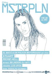 MSTRPLN 28.12|LISTA TUISTED entrada FREE
