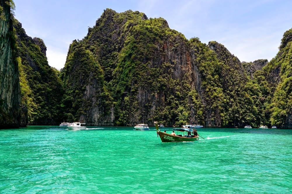 """""""Loh Samah Bay, Phuket - Thailand"""""""