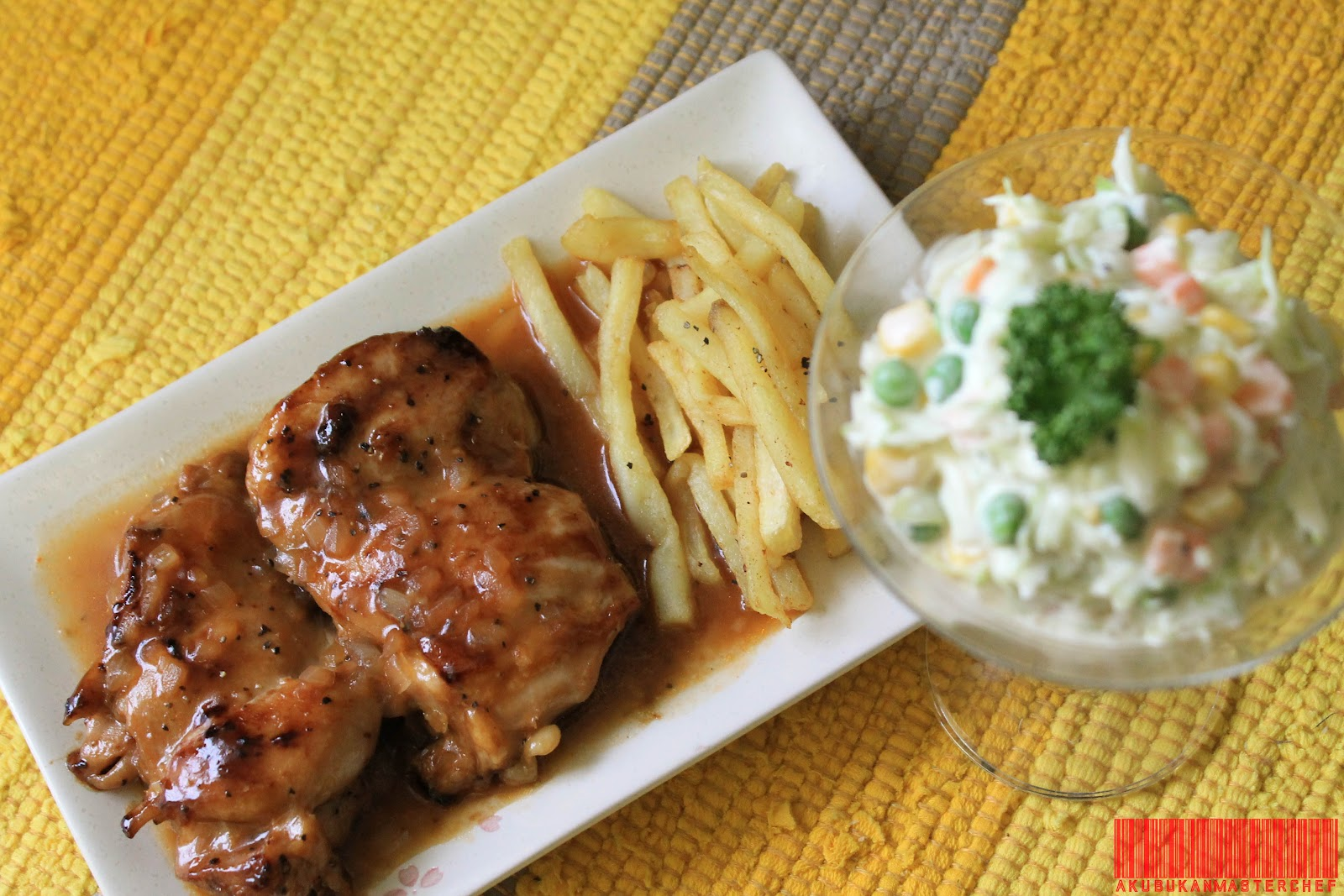 how to cook chicken chop