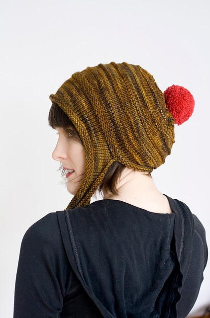 Kotiya by Alex Tinsley - 20% off Malabrigo Patterns for Malabrigo March!