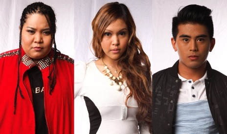 Janice Javier, Penelope Matanguihan, Tristhan Perfecto Live Shows Performance - Team Apl of The Voice of the Philippines