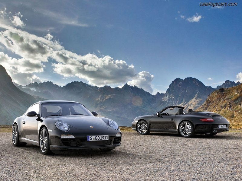 صور سيارة بورش 911 بلاك اديشن 2011 - اجمل خلفيات صور عربية بورش 911 بلاك اديشن 2011 - Porsche 911 Black Edition Photos Porsche-911_Black_Edition_2011-05.jpg