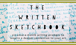 The Written Sketchbook