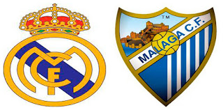 Real Madrid vs Mlaga