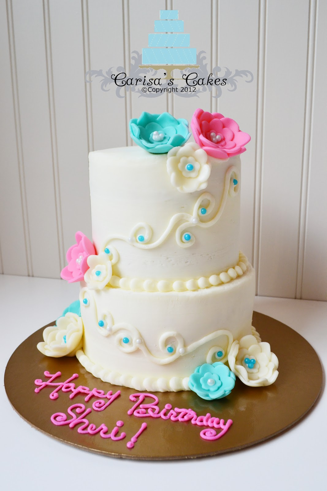 Carisas Cakes November 2012