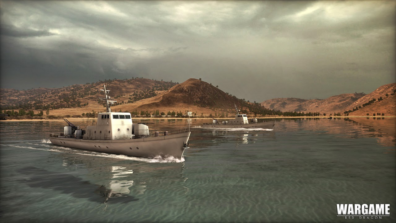 Wargame Red Dragon Screenshots