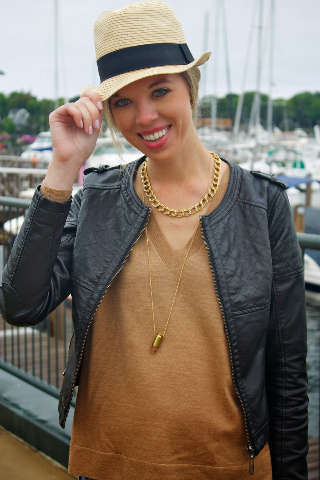 Project Soiree - Outfit Post - Michigan - Vo Jewelry